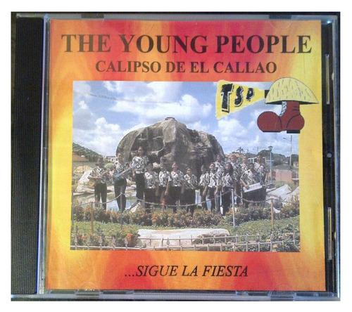 cd - the young people - calypso del callao - original