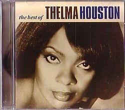 cd thelma houston - the best (usado/otimo)