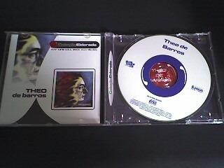 cd theo de barros - coleção eldorado