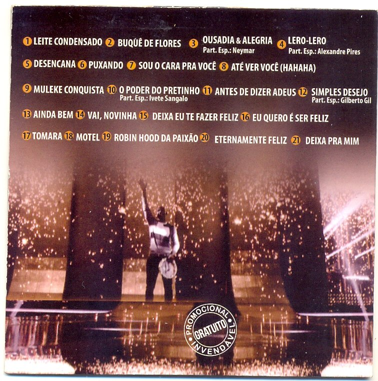 o cd do thiaguinho ousadia e alegria