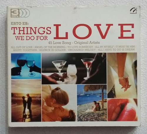cd things we do for love