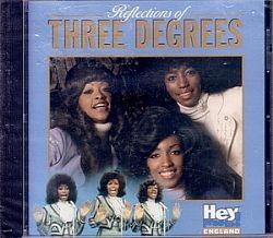 cd three degrees - reflections of (novo/lacrado)