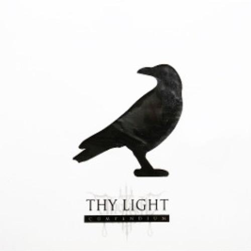 cd thy light - compendium - digipack duplo - frete grátis