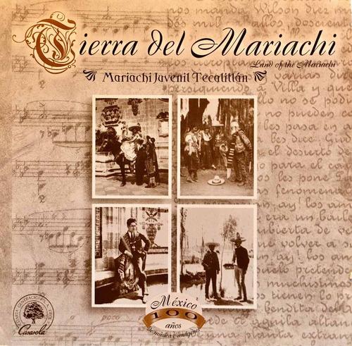 cd tierra del mariachi mariachi juvenil tecalitlan