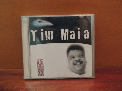 cd tim maia 20 músicas do século xx
