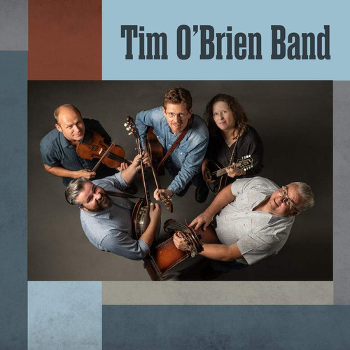 cd : tim o'brien - tim o'brien band (cd)