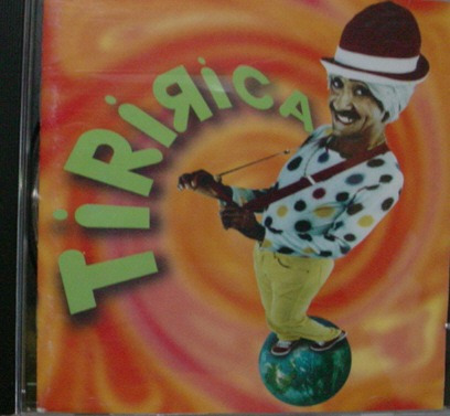 cd   :   tiririca  1997  -   b60