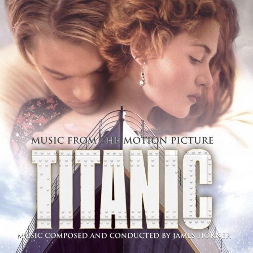 cd titanic