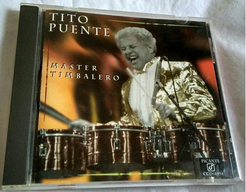 cd tito puente (master timbalero)
