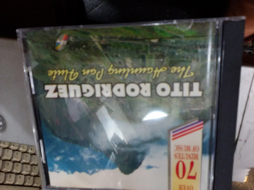 cd tito rodriguez the haunting pan flute en la plata
