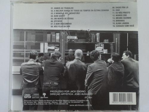 cd-titãs-a melhor banda de todos os tempos da ultima..rock