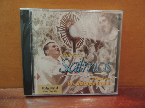 cd todos os salmos padre marcelo rossi volume 4
