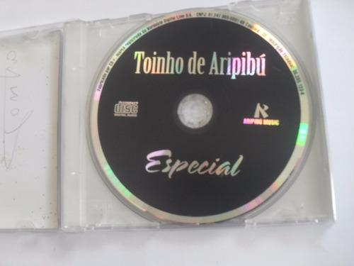 cd - toinho de aripibú especial