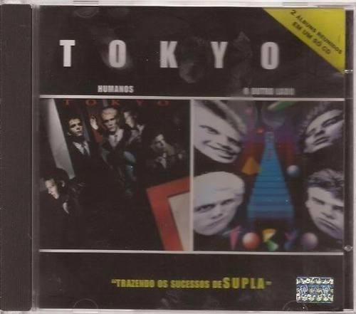 cd tokyo - humanos - outro lado - garota de berlim - supla