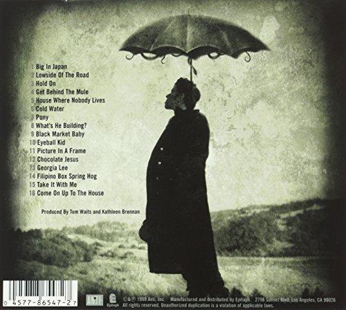 cd : tom waits - mule variations (remastered)