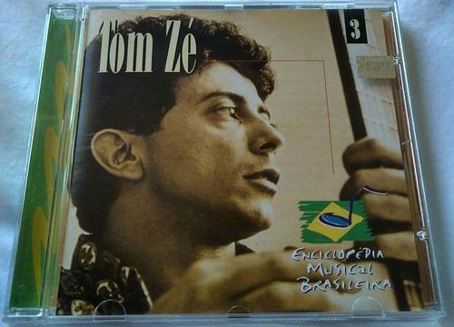 cd tom zé (enciclopédia musical brasileira)