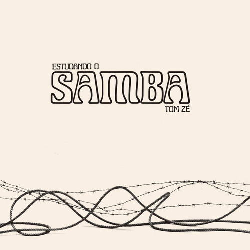 cd : tom zé - estudando o samba (cd)
