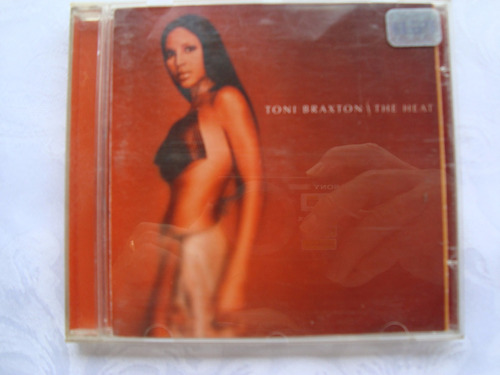 cd / toni braxton / the heat