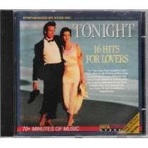 cd tonight*/ 16 hits for lovers