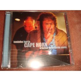 Cd Toninho Horta - Cape Horn - Arismar Espirito Santo