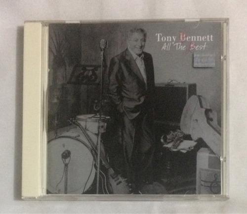 cd tony benetty all the best (jbn)