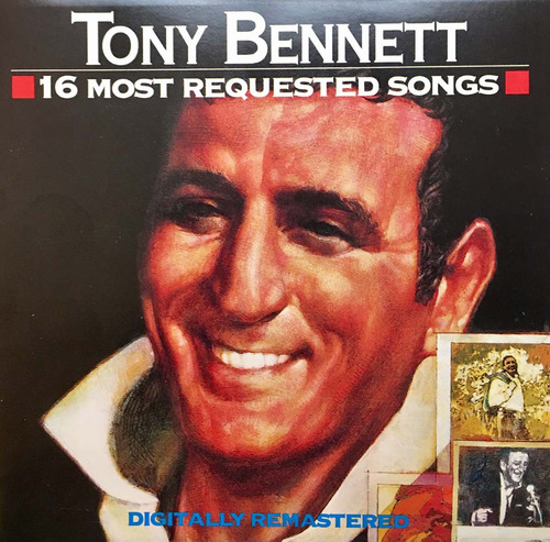 cd tony bennett 16 most requested songs importado de eua