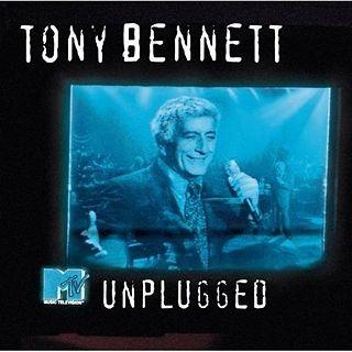 cd tony bennett - mtv unplugged