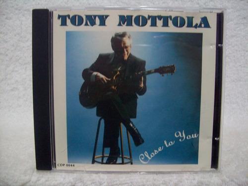 cd tony mottola- close to you