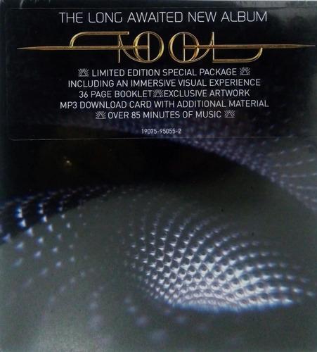 cd tool fear inoculun importado limitada de lujo 2019