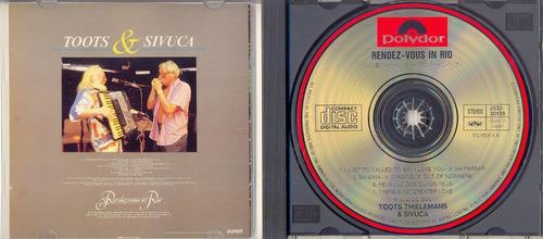 cd toots & sivuca - rendez-vouz in rio - 1985 - chiko's bar