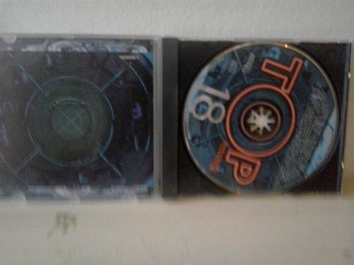 cd top 18 - 1997 paradoxx - gala savannah surama k nicki fre