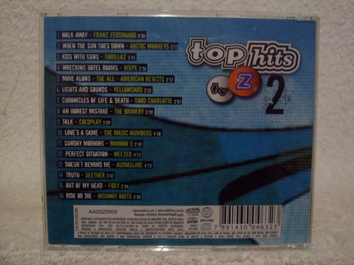 cd top hits*/ tvz 2