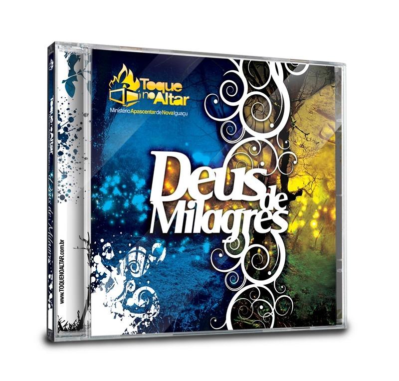 gratis cd toque no altar deus de milagres