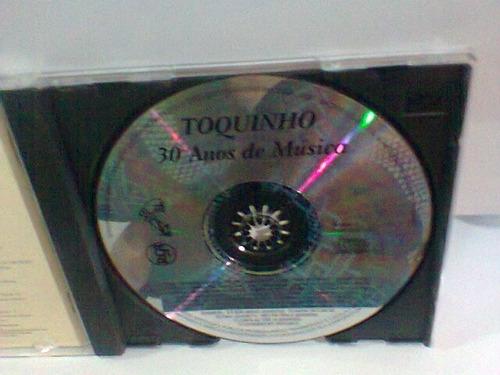 cd toquinho  @  30 anos de música  -1994-  (frete grátis)