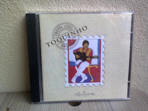 cd toquinho - 30 anos de música