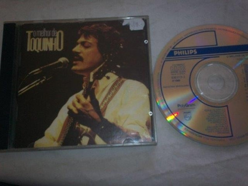 cd - toquinho - mpb cantores