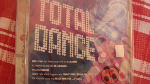 cd total dance sellado marco hinojosa y otros