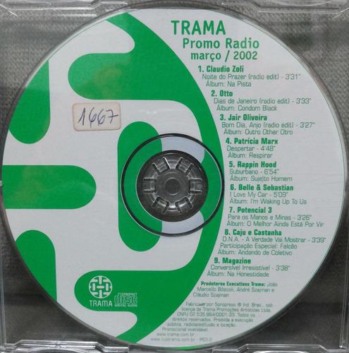 cd trama promo radio março 2002