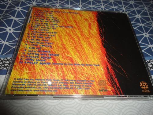 cd trans am - red line (otimo estado)