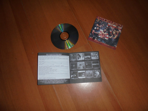 cd trash punk metal stuck mojo declaration of a headhunter