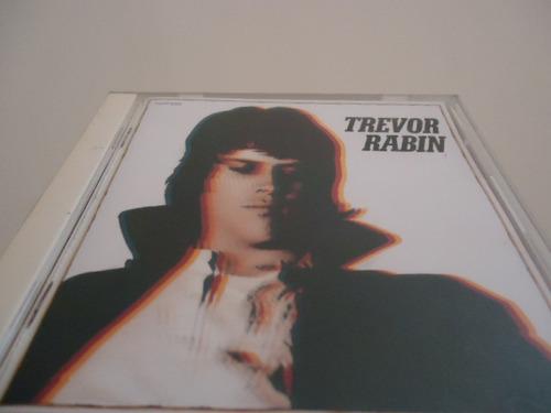 cd  -trevor rabin - importado - japan