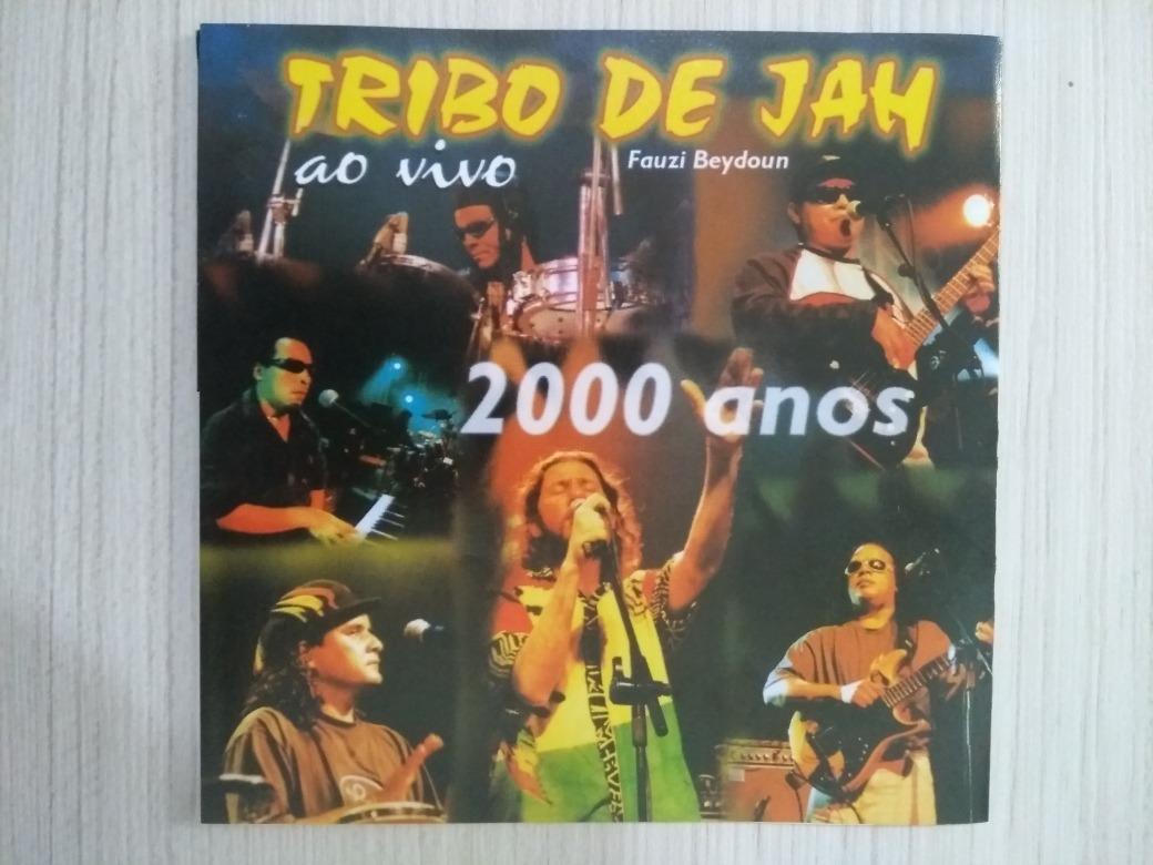 cd tribo de jah 2000 anos