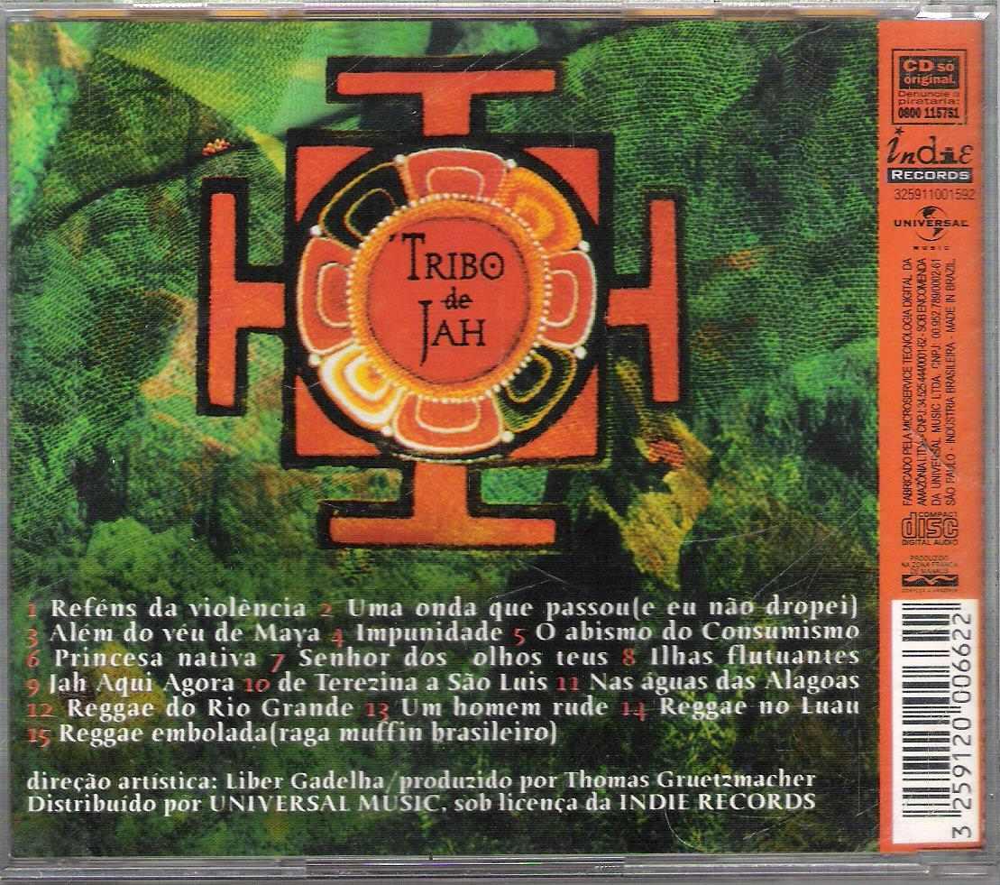 tribo de jah alem do veu de maya