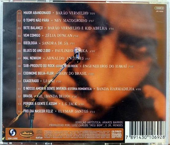 cd cazuza ao vivo gratis