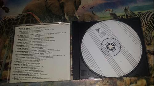 cd tributo a tom jobim ano 1995 original