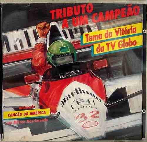 cd tributo a um campeão (tema da vitoria da tv globo)