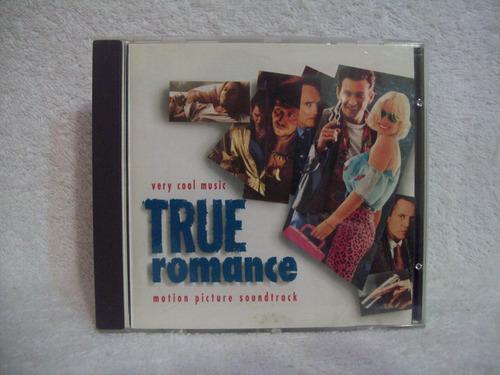 cd trilha amor à queima roupa ( true romance)- importado