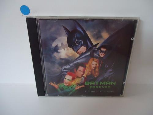 cd trilha filme batman forever importado germany