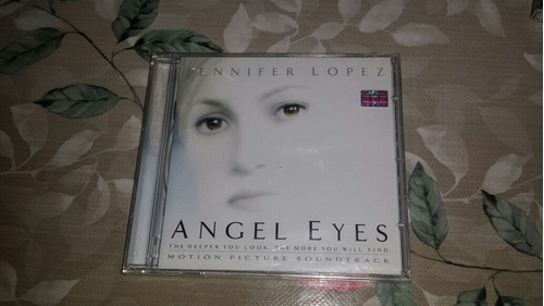 cd trilha sonora angel eyes original jennifer lopez  novo