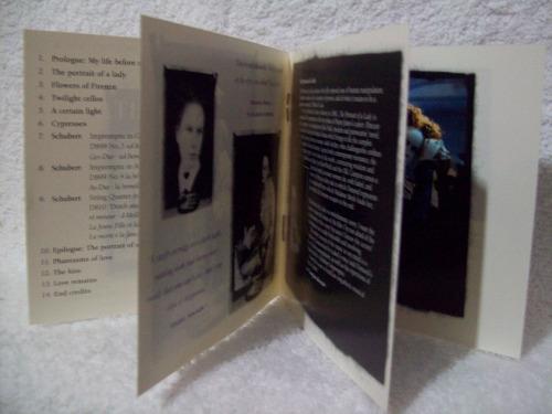 cd trilha sonora do filme retrato de uma senhora